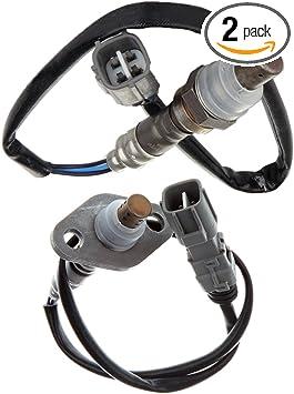 Air Fuel Ratio Oxygen O2 Sensor Upper and Under Fit for 2005-2010 Scion tC 2.4L