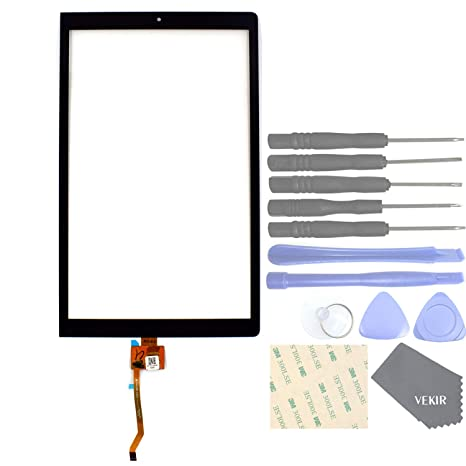Amazon.com: VEKIR Touch Repair Glass Screen for Lenovo Yoga ...