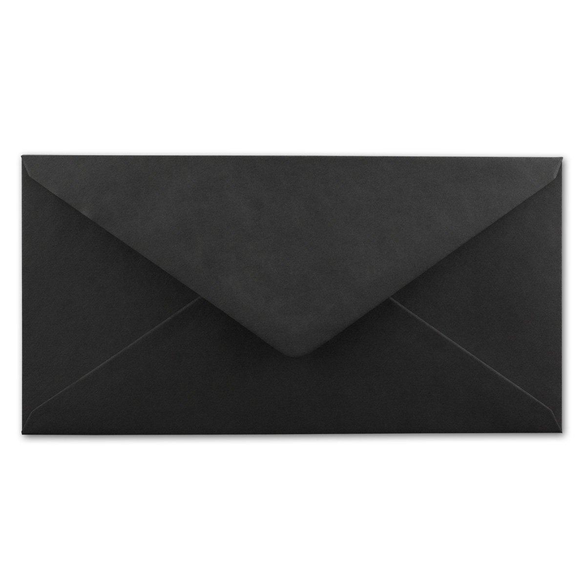 250 Brief-Umschläge Bronze Bronze Bronze Metallic DIN Lang - 110 x 220 mm (11 x 22 cm) - Nassklebung ohne Fenster - Ideal für Einladungs-Karten - Serie FarbenFroh® B077JZ1WMM | Up-to-date-styling  4522c1