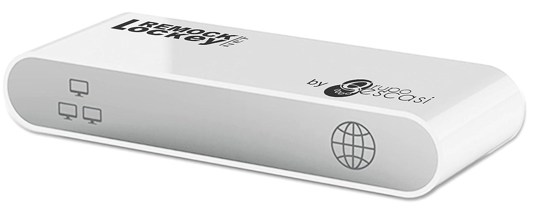 Remock Lockey Net - Kit de conexión móvil para la Cerradura Invisibles Remock Lockey (versión con antena exterior): Amazon.es: Bricolaje y herramientas