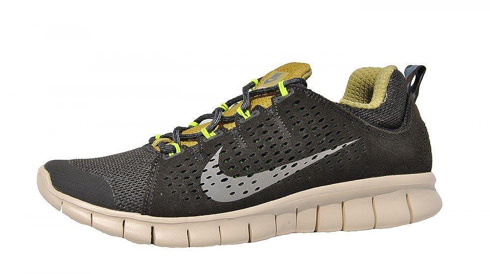 the latest 145cd 6c25b Nike Free powerlines II L 599476-007 Chaussures de Course Gris - - Noir Vert,   Amazon.fr  Chaussures et Sacs