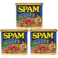 SPAM Lite, 12-Ounce Cans (Pack of 3)