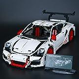 ポルシェ 911 GT3 RS ホワイト テクニック