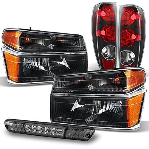 04 colorado 3rd brake light - 4