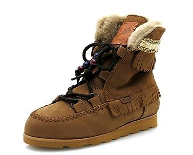 07303e486e522 Dolfie - Bottes avec Peau de mouton - Chaussures pour Enfants - Bottes pour  enfants Indiana enfants  Amazon.fr  Chaussures et Sacs