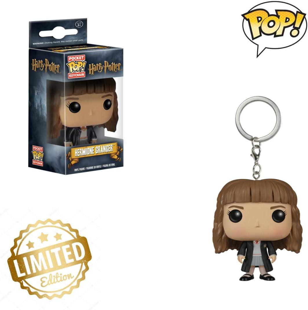 Funko Pocket Pop Keychain: Harry Potter-Hermione Figura de ...