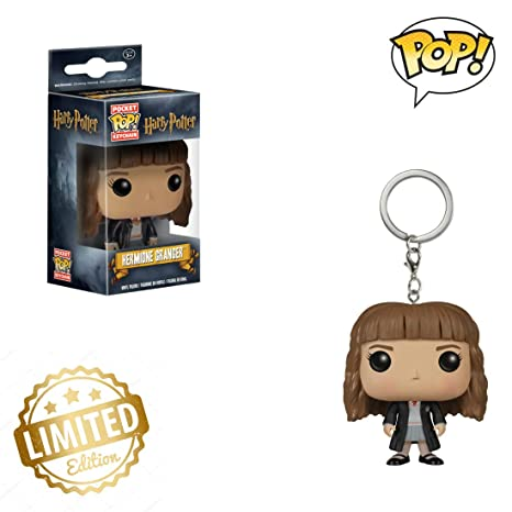 Funko Pocket Pop Keychain: Harry Potter-Hermione Figura de ...