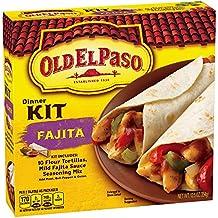 Old El Paso Fajita Dinner Kit 12.5 oz