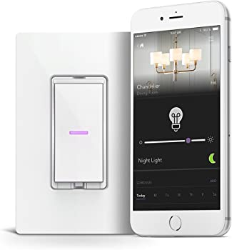 iDevices WiFi Smart Dimmer Switch