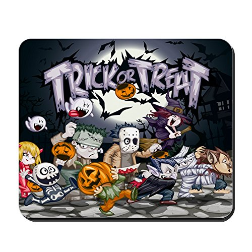 Mousepad (Mouse Pad) Halloween Trick or Treat Costumes]()
