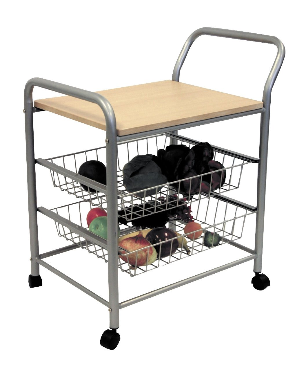 ORE International 3-Tier Metal Trolley on ideas to make kitchen cabinets, ideas to make shoe rack, ideas to make cooler, ideas to make home decor, ideas to make desk, ideas to make box,