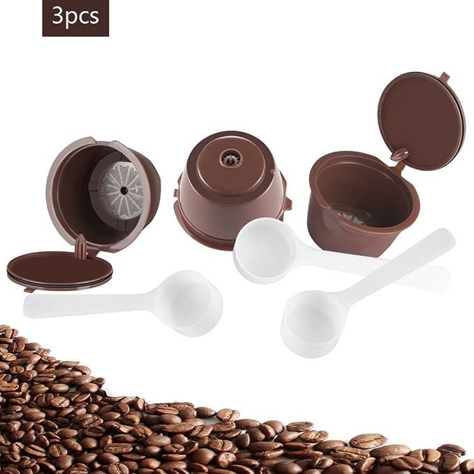 frontoppy recargable reutilizable cápsulas de café Dolce Gusto ...