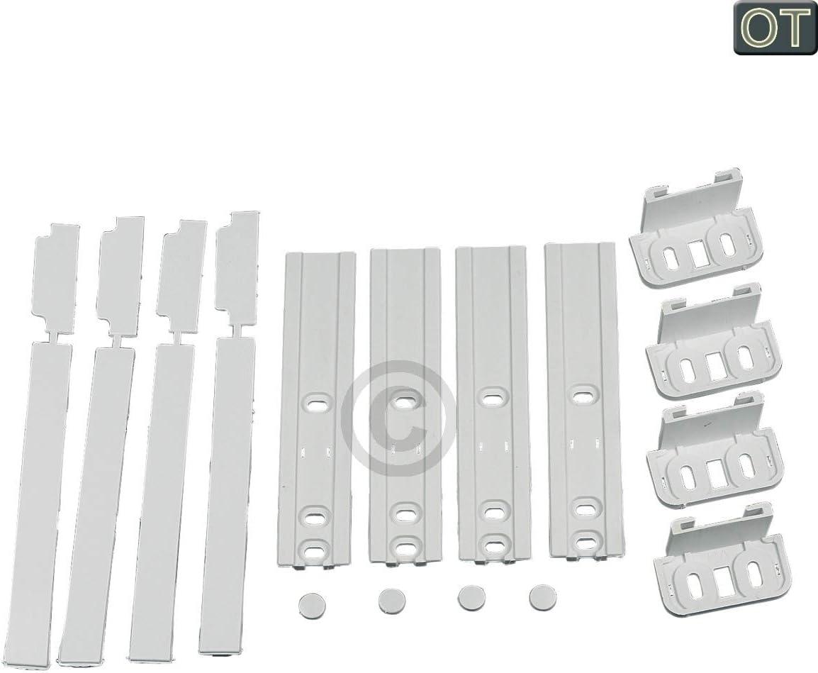 WHIRLPOOL - Kit integracion Whirlpool IKEA completo: Amazon.es ...