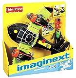 Fisher Price - Imaginext - Sky Racers - Windscorpion & Pilot - 74744 by Imaginext