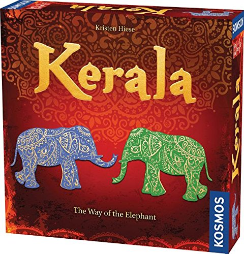 Thames & Kosmos Kerala (The Way of The Elephant) Game