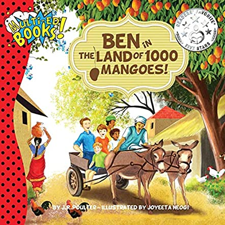 Ben in the Land of 1,000 Mangoes
