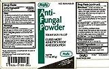 Rugby Anti-Fungal Powder Tolnaftate 1% 1.5 oz