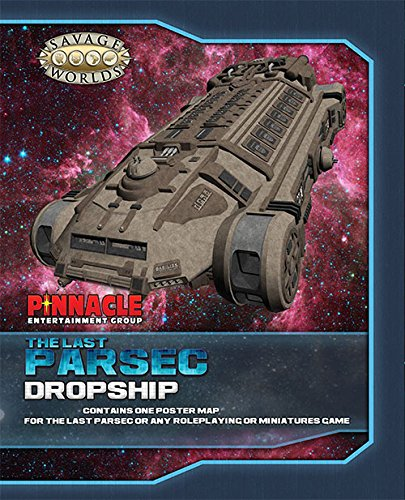 The Last Parsec  Dropship Freighter Map Set  S2p10905