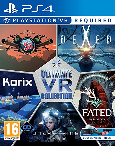 The Ultimate VR Collection - 5 Great Games on One Disk - Arizona Collection