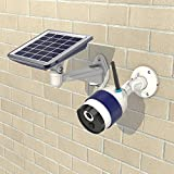 Product review for FREECAM security WIFI IP camera kit-solar powered ,Rechargeable, Wireless Camera indoor/ outdoor with remote app, Night vision and motion alert