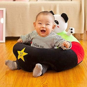 Amazon Com Mo Su Cartoon Baby Sofa With Backrest Baby Learn Sit