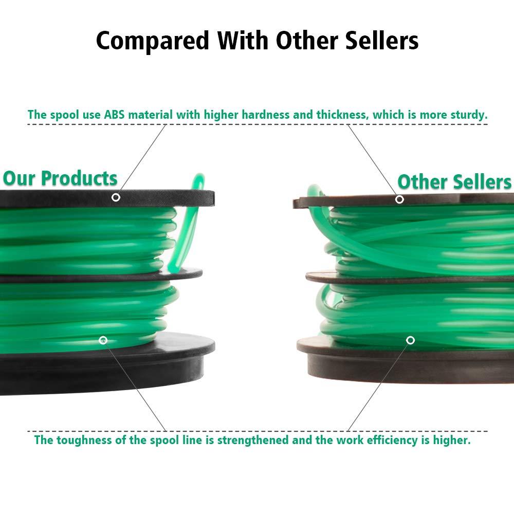 Amazon.com: X Home String Trimmer Spools Compatible con ...