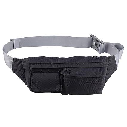 Relojes Y Joyas Fashion Gym Sports Waist Men Pocket Bag Single Shoulder Traveling Waist Bag Waterproof Outdoor Climbing Waist Pack Running Bag