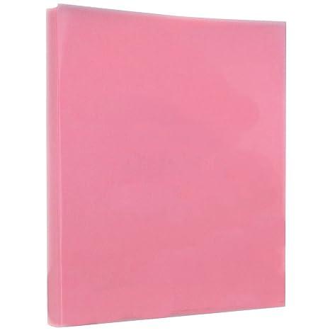 amazon com jam paper translucent vellum 30lb paper 8 5 x 11