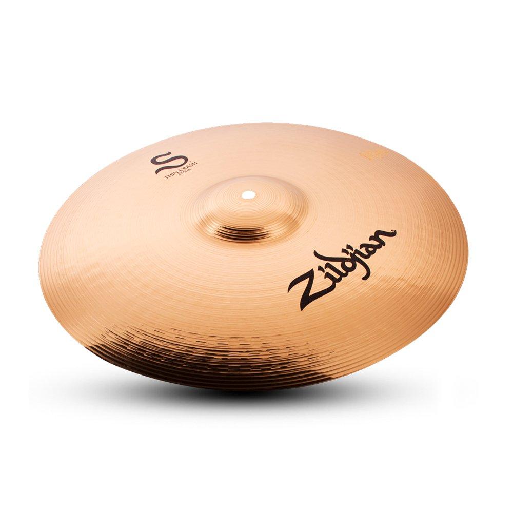 Zildjian 16 S Thin Crash Cymbal Avedis Zildjian Company S16TC