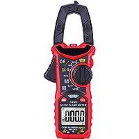 AUTENS AC/DC Digital Clamp Meter 6000 Counts True RMS Auto Range NCV AC DC Current Voltage Resistance Capacitance…