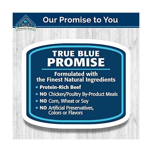 Blue Buffalo Homestyle Recipe Natural Adult Wet Dog Food 8