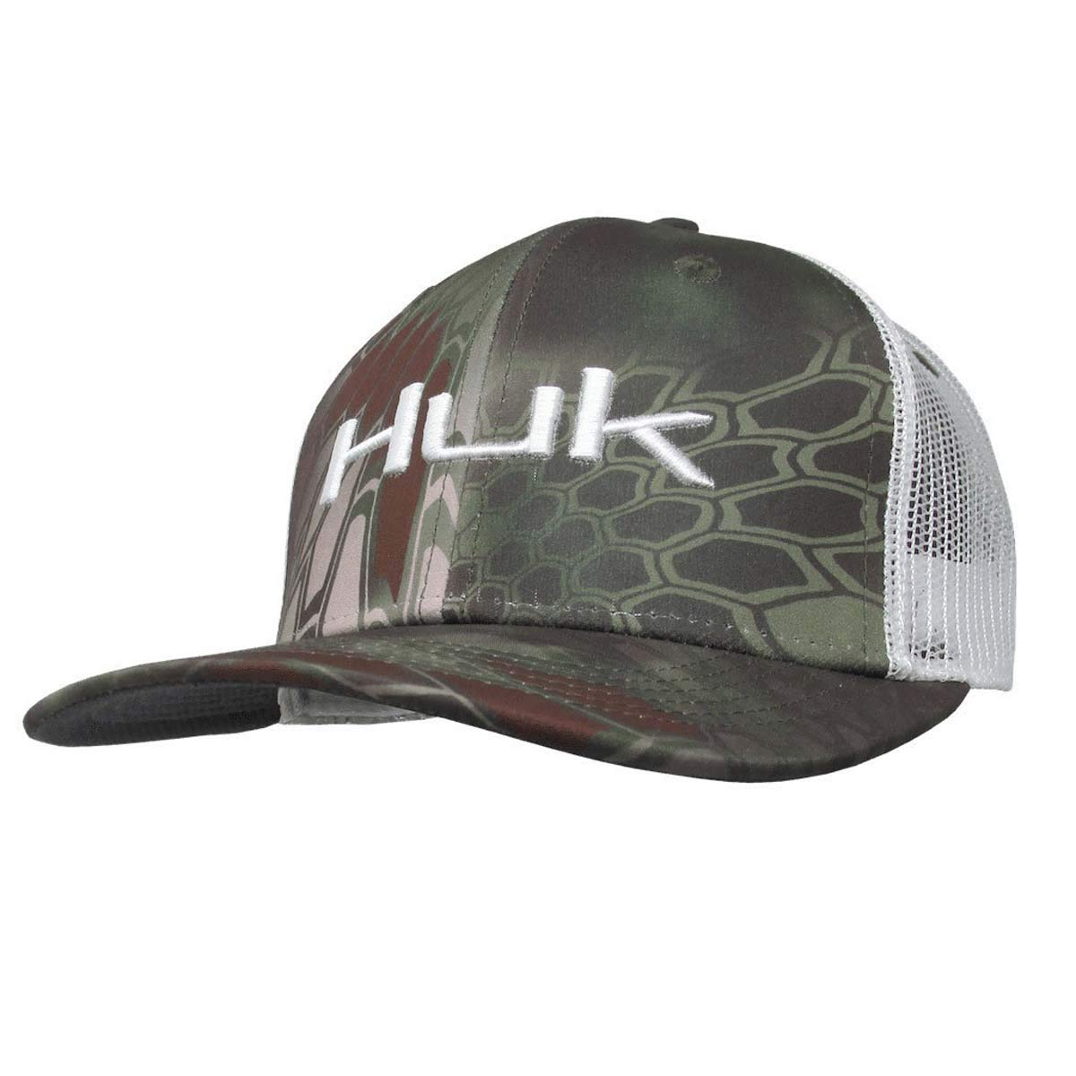 6185813d Amazon.com: Huk Kryptek Logo Trucker Cap: Sports & Outdoors