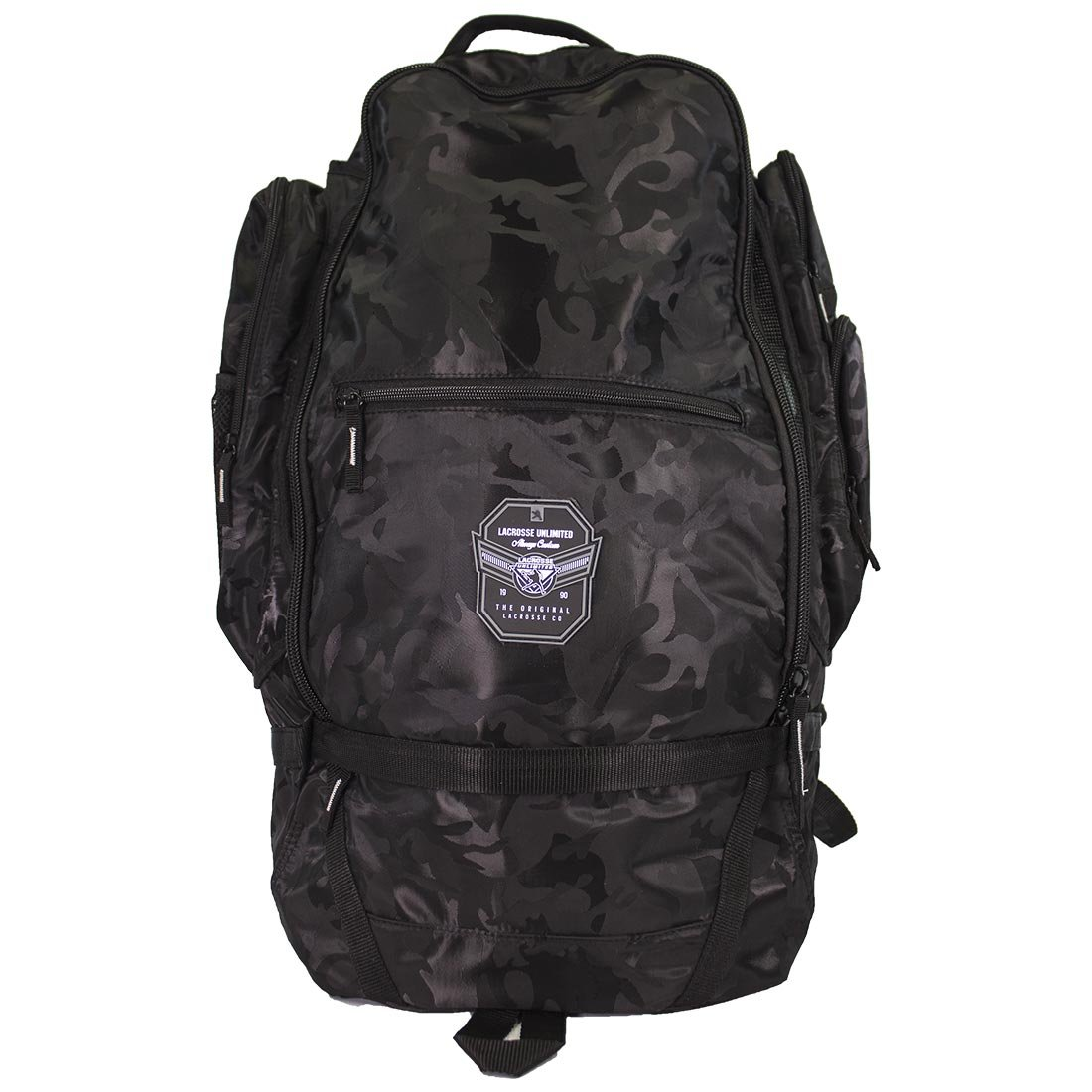 Lacrosse Unlimited Overtime Backpack - Black Camo