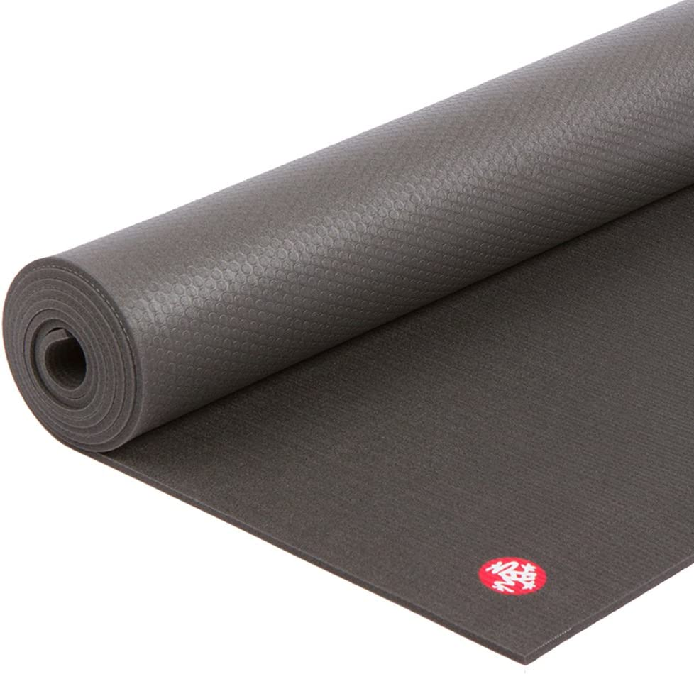Amazon Com Manduka Pro Yoga Mat Premium 6mm Thick Mat Eco Friendly Oeko Tex Certified Chemical Free High Performance Grip Ultra Dense Cushioning For Support And Stability In Yoga Pilates Gym And