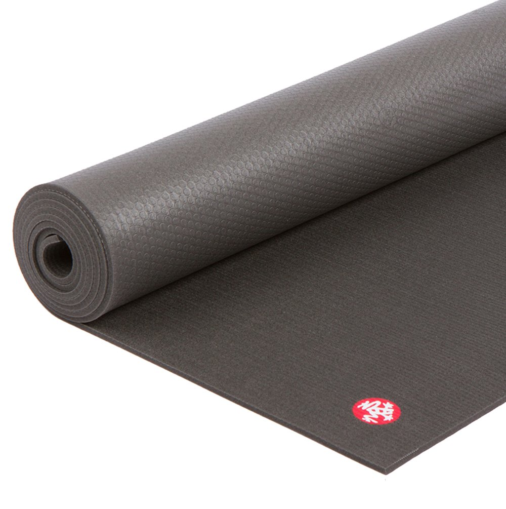 Manduka PRO Yoga Mat – Premium 6mm Thick Mat, Eco Friendly, High Performance Grip, Ultra Dense Cushioning for Support and Stability in Yoga, Pilates, Gym and Any General Fitness