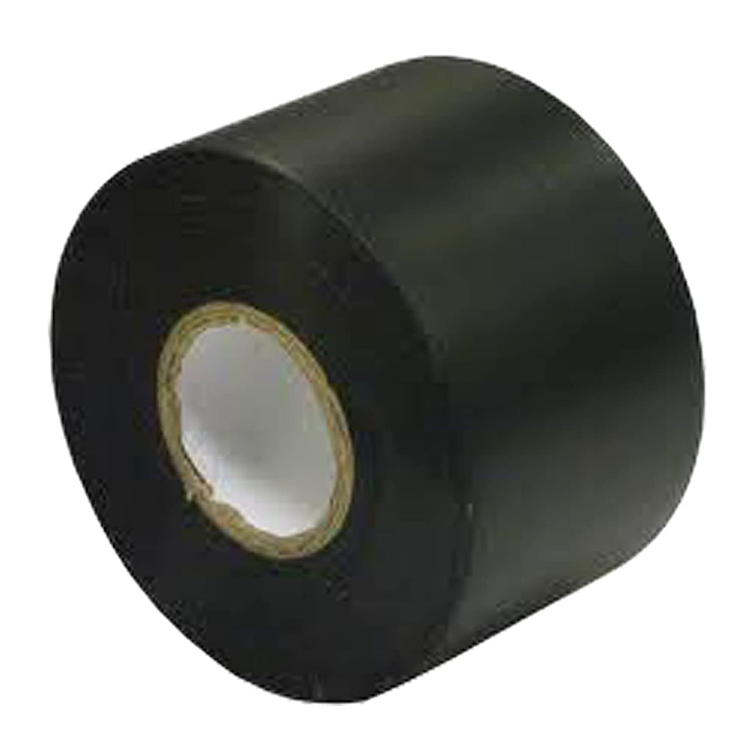 1 x BLACK ELECTRICAL PVC INSULATION TAPE 50mm x 33m EXTRA LONG EXTRA WIDE All Trade Direct