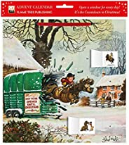 Norman Thelwell - Pony Cavalcade Advent Calendar (with stickers)