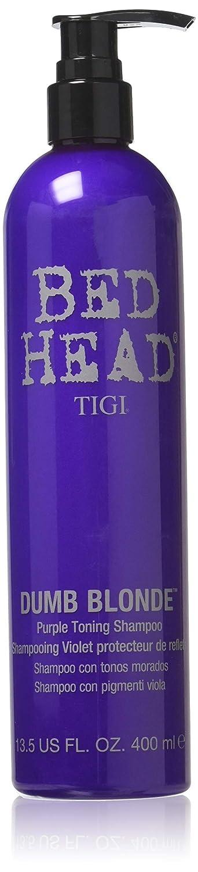 TIGI Bed Head 30387, Shampoo con pigmenti viola, 400 ml Tigi Italy 49530