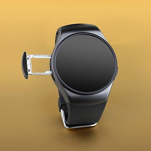 Amazon.com: FENGSHI Smart Watch Phone MTK2502C 1.3 Inch ...