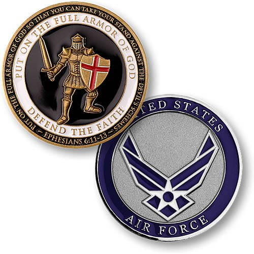 Northwest Territorial Mint Armor of God Air Force
