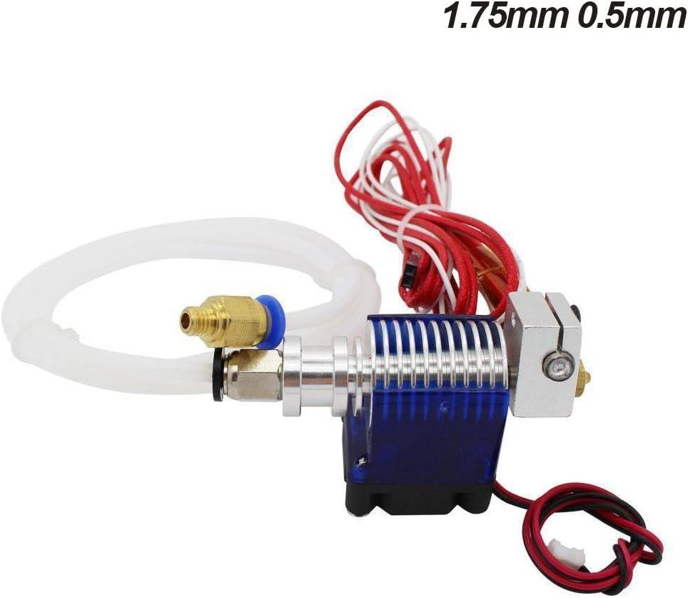Hrph Impresora 3D V6 J-head Hotend 1.75mm Filamento Bowden ...