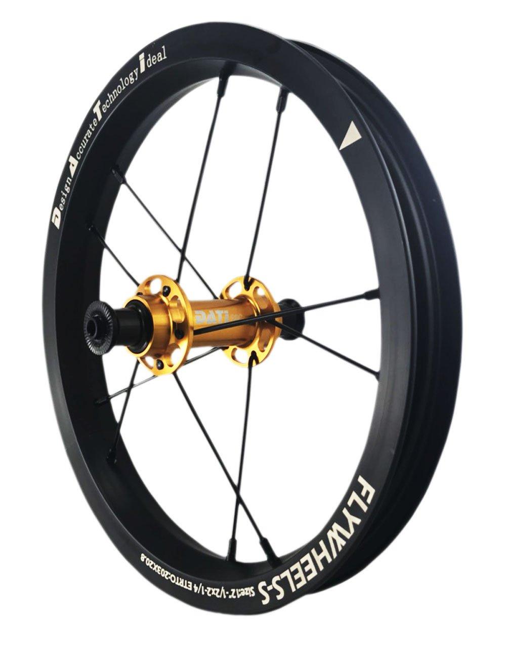 DATI 12インチ S6C-W Alloy バランスバイク Kids Balance Bike Bicycle Super light 子供自転車ホイール B07BM2G8H8 90x10MM for Bixbi Puky|オレンジ オレンジ 90x10MM for Bixbi Puky