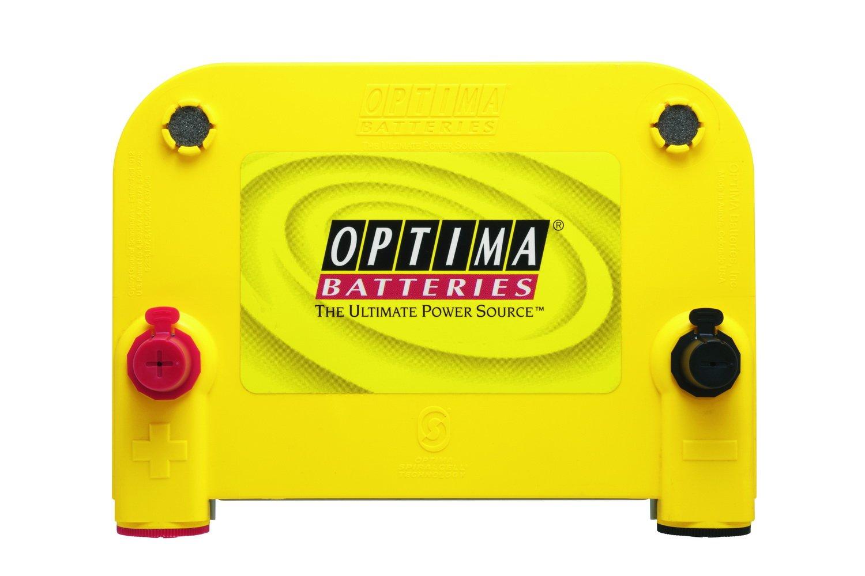 Optima Batteries 8042-218 D75/25 YellowTop Dual Purpose Battery by Optima (Image #6)