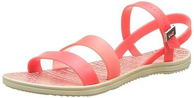 Womens Dual Fem Ankle Strap Sandals Zaxy bWdSJ