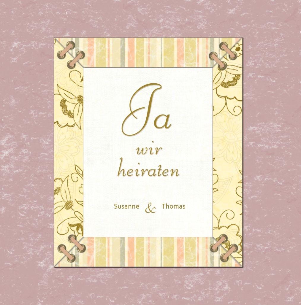 Kartenparadies Hochzeitskarte Hochzeit Hochzeit Hochzeit Einladung Bund für's Leben, hochwertige Einladung zur Heirat inklusive Umschläge   10 Karten - (Format  145x145 mm) Farbe  PastellHellTürkis B01MUCV1ET | Auktion  | Ruf zuerst  | Schön geformt  d6c736