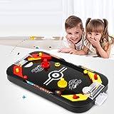 Livoty Mini Hockey Table Game Air Hockey - Fast