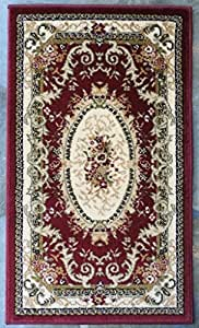 Amazon Com Traditional Oriental Area Rug Door Mat Design