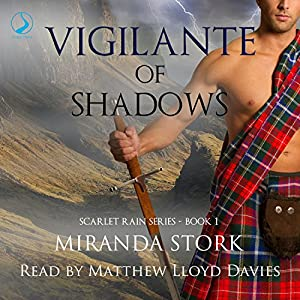 Vigilante of Shadows Audiobook