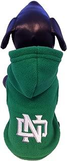 product image for NCAA North Dakota Fighting Sioux Polar Fleece Hooded Dog Jacket