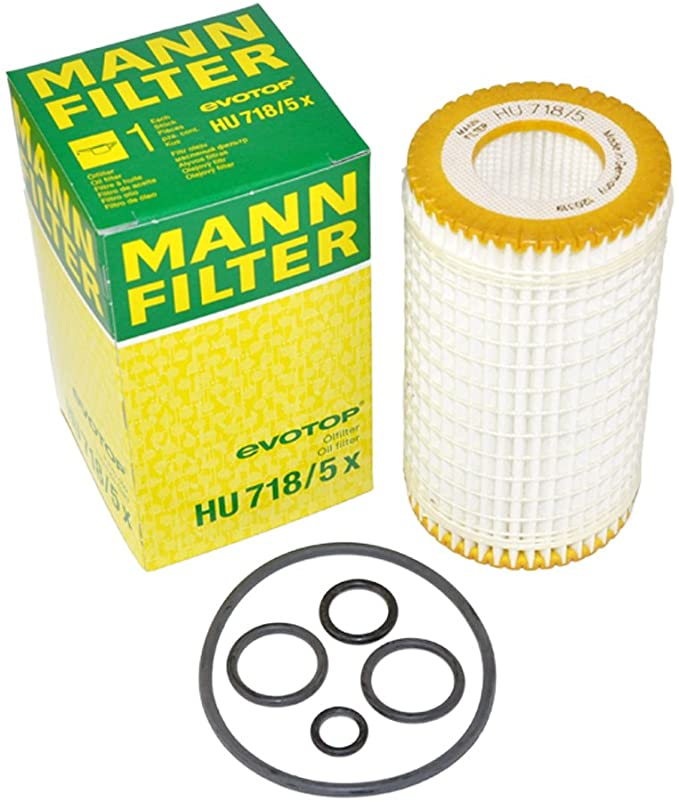 Hengst Oil Filter Filtration System Replace Element For Mercedes C-Class W203